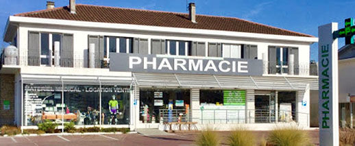 Pharmacie de Monsejour,Bordeaux