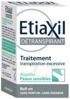 Acheter Etiaxil Aisselles Détranspirant peau sensibles Roll-on/15ml à Bordeaux