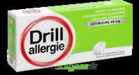 Drill 10 Mg Comprimés à Sucer Allergie Cétirizine Plq/7 à Bordeaux