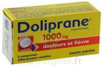 Doliprane 1000 Mg Comprimés Effervescents Sécables T/8 à Bordeaux