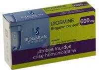 Diosmine Biogaran Conseil 600 Mg, Comprimé Pelliculé à Bordeaux