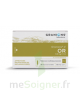 Granions D'or 0,2 Mg/2 Ml S Buv 30amp/2ml à Bordeaux