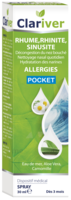 Clariver Spray Nasal Hypertonique Fl/30ml à Bordeaux