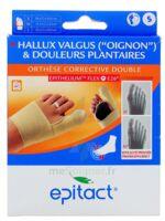 Orthese Corrective Double Epitact A L'epithelium Flex +26 Taille S Pied Gauche à Bordeaux