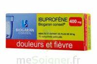 Ibuprofene Biogaran Conseil 400 Mg, Comprimé Pelliculé à Bordeaux