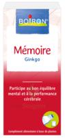 Boiron Mémoire Ginkgo Extraits De Plantes Fl/60ml à Bordeaux