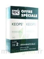 Keops Deodorant Bille Peaux Fragiles Lot De 2 à Bordeaux