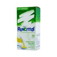 Fluvermal 2 % Susp Buv Fl/30ml à Bordeaux