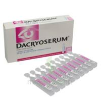 Dacryoserum Solution Pour Lavage Ophtalmique En Récipient Unidose 20unidoses/5ml à Bordeaux