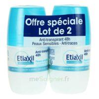 Etiaxil Deo 48h Roll-on Lot 2 à Bordeaux