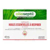 Olioseptil - Capsules Huiles Essentielles à Respirer - Nez Dégagé à Bordeaux