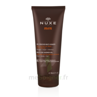 Nuxe Men Gel Douche Multi-usages 200ml Lot De Deux à Bordeaux