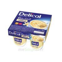 Delical Riz Au Lait Nutriment Vanille 4pots/200g à Bordeaux