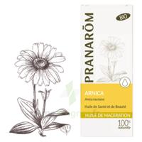 Pranarom Huile De Macération Bio Arnica 50ml à Bordeaux