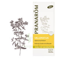 Pranarom Huile De Macération Bio Millepertuis 50ml à Bordeaux