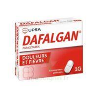 Dafalgan 1000 Mg Comprimés Pelliculés Plq/8 à Bordeaux