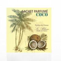 Le Blanc Sachet Parfumé Noix De Coco à Bordeaux