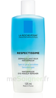 Respectissime Lotion Waterproof Démaquillant Yeux 125ml à Bordeaux