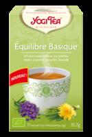 Yogi Tea Equilibre Basique 17 Sachets à Bordeaux