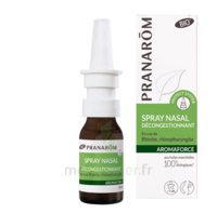 Aromaforce Solution Nasale Dégage Le Nez 15ml à Bordeaux