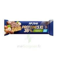 Apurna Barre Hyperprotéinée Xl Crunchy Noisette 80g à Bordeaux