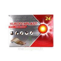 Nurofenplast 200 Mg Emplâtre Médic 4sach à Bordeaux
