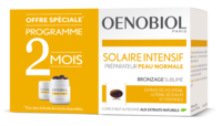 Oenobiol Solaire Intensif Caps Peau Normale 2*pot/30 à Bordeaux