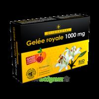 Sid Nutrition Oligoroyal Gelée Royale 1000 Mg _ 20 Ampoules De 10ml à Bordeaux